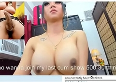 Filipina Angels TS displays thheir chubby dicks