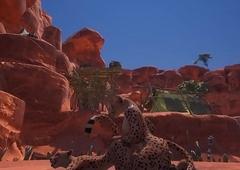 flocculent pep 3d  monster yiff bull dyke leopards column wet crack coitus fantasize pastime WILDLIFE felines