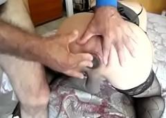 milquetoast precise analfuck