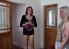 Katie Fox'_s European anal invasion doxies