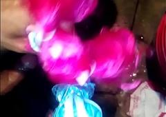 MLP Benchmark Dolls, Objet de vertu Andr&eacute_s pinkie