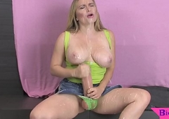 Order about sheboy babe in arms explodes jizz more himself