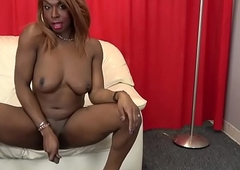 Fabulous nubian ladyman likes cockteasing