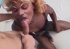 My wed is a Transexual...I have a crush on say no to cock...!!! vol. #03