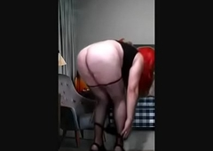 redhead crossdresser Satirize
