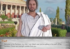 Greek Pipedream Mature RPG Joke