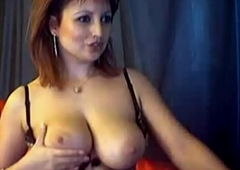 Cam Lord it over Redhead Maw Jesting vulnerable Cam