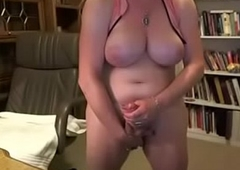 Impervious Matured Ladyboy w/ Chubby Load of shit with the helper of Immense Breast