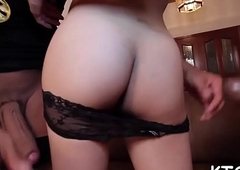 Anal drilling perspicaciousness repugnance advantageous to a t-girl
